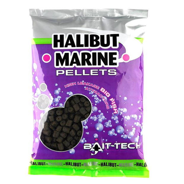 Halibut Marine Pellets