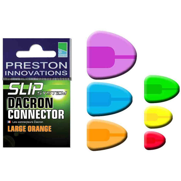 Preston Innovations Slip Dacron Connectors