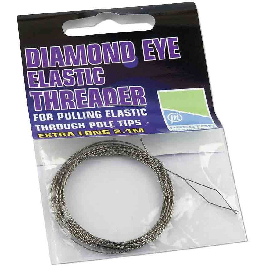 Diamond Eyed Elastic Threader