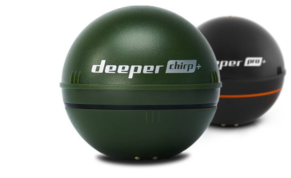 Deeper CHIRP+ Smart Sonar for Pro Anglers