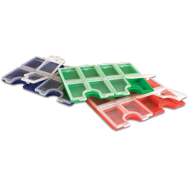 8 compartment magnetic hook boxes