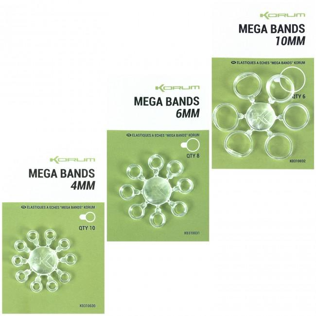 MEGA BANDS 6 MM