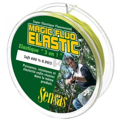 Magic Fluro Elastic