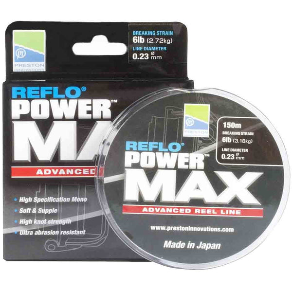 Preston Innovations Reflo Power Max