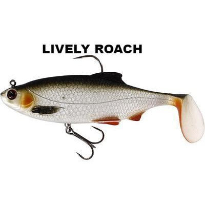 Ricky The Roach Shadtail Rigged N Ready