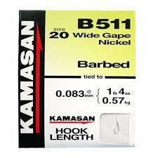 Kamasan B511 to Nylon