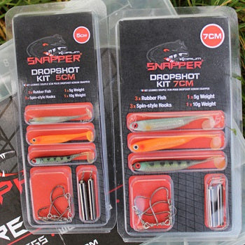 Snapper Drop shot kits