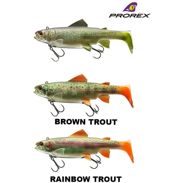 Live Trout Swimbait DF