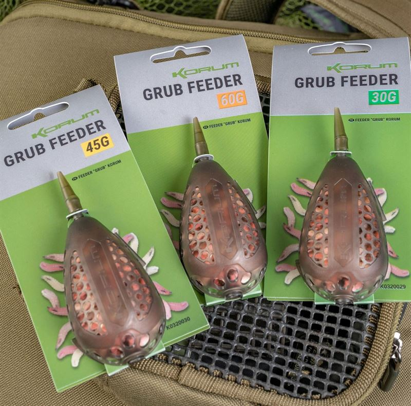Grub Feeders
