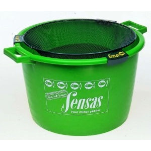Sensas Groundbait Bucket 40L