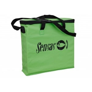 Sensas Waterproof Green Net Bag
