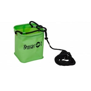 Sensas Waterproof Green Bucket