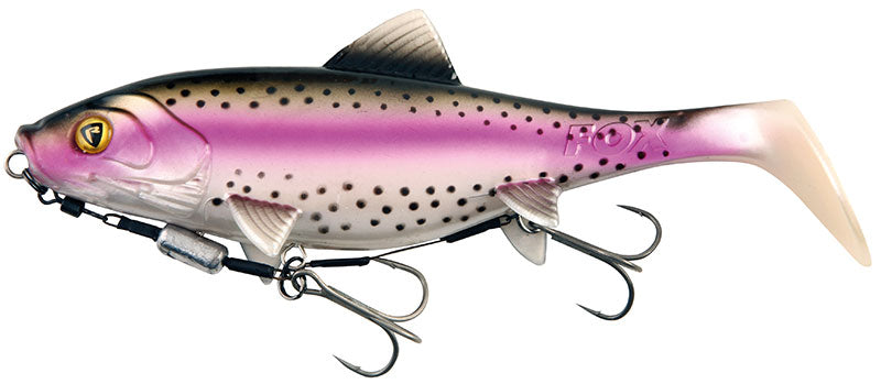 SHALLOW REPLICANT RAINBOW TROUT