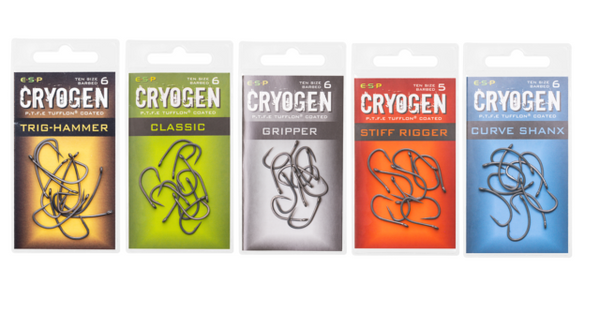 Esp Cryogen Hooks All Sizes & Types