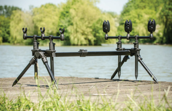 Rogue 3 in 1 Rod Pod + Carrycase