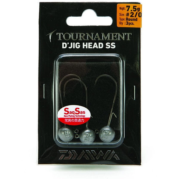 Tournament D'Jig Head SS