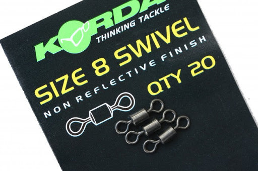 SIZE 8 SWIVEL