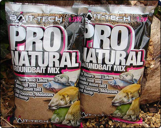 Bait-tech pro natural