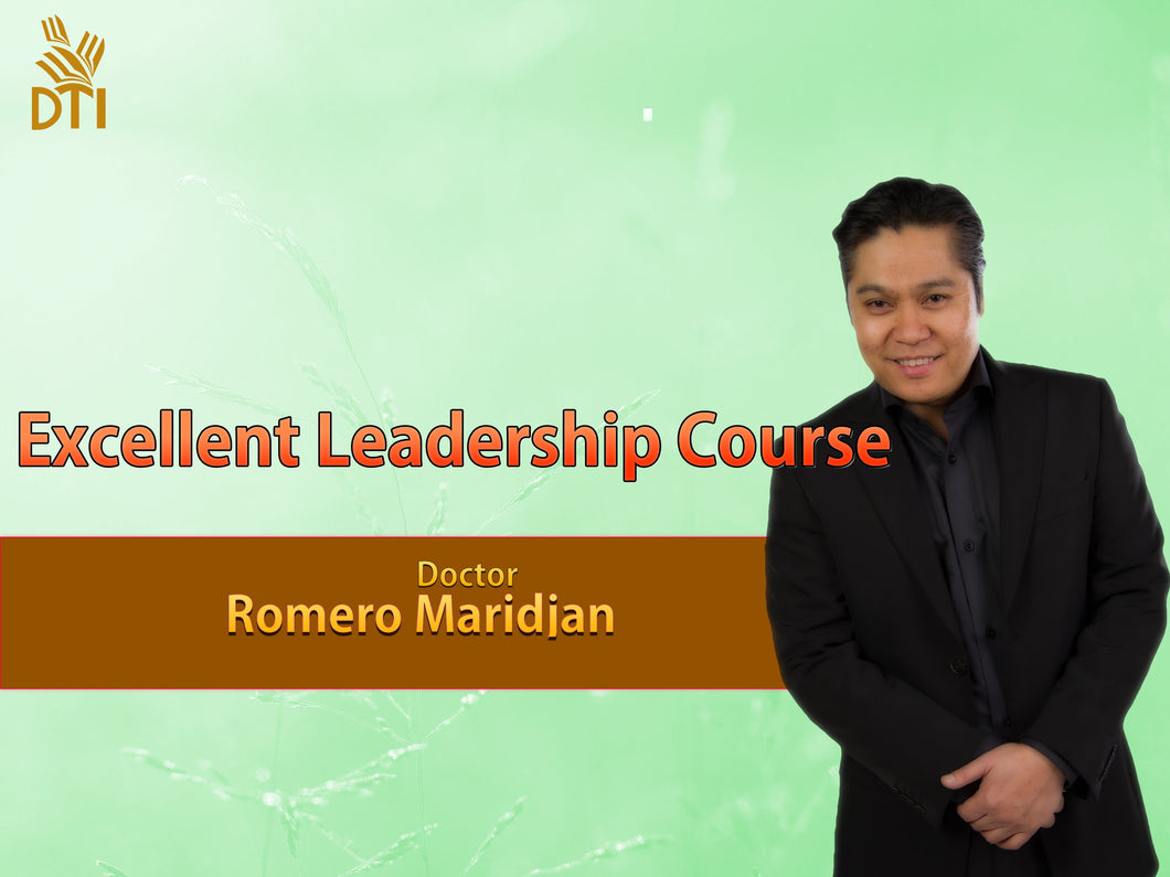 Excellent Leadership Course