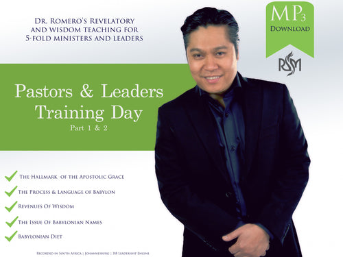 Pastors & Leadership Training Day