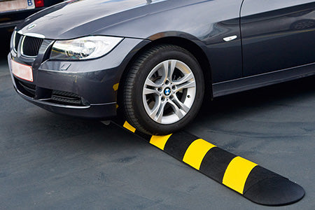 Speed reduction ramps - bumps and humps, which is which and why does it matter?