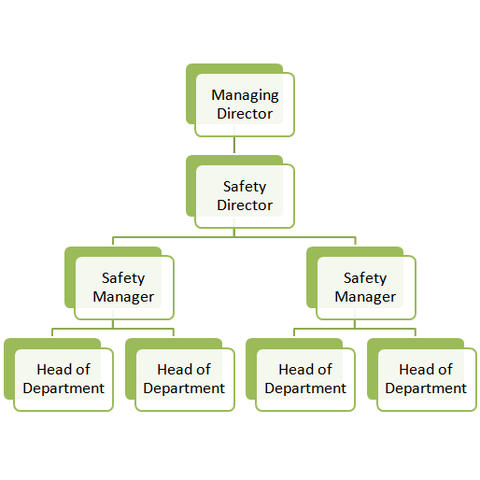 The Internal Structure of Health and Safety