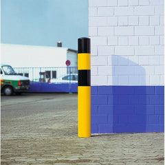 Black bull heavy duty bollard