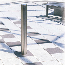 Chichester Stainless Steel Anti-ram Bollard 1