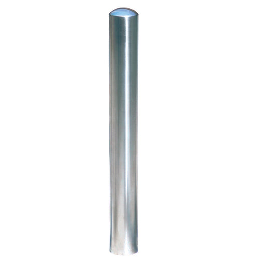 Chichester Stainless Steel Bollard - Concrete In 1