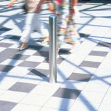 Chichester Stainless Steel Bollard - Concrete In 2