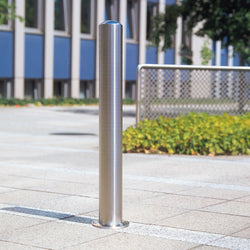 Chichester Stainless Steel Bollard - Surface Mount 1