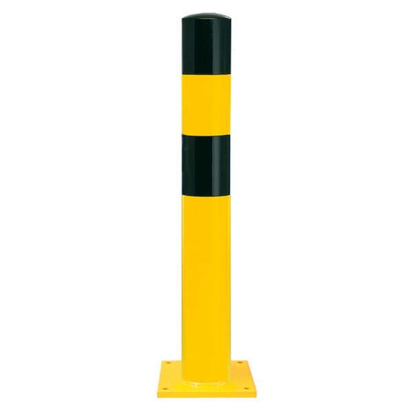 Black Bull Heavy Duty Bollard (Large) 1
