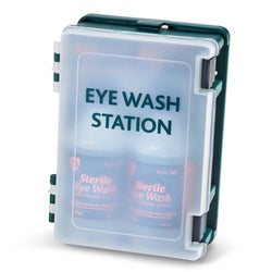 Click First Aid Eyewash Station Boxed Closed