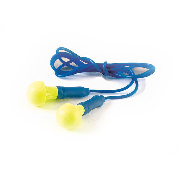 3M E-A-R Push In Corded Ear Plugs