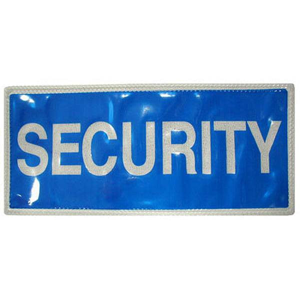 Security Badge EN471 Sewn Large