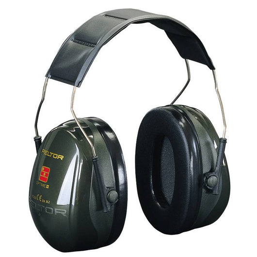 Peltor Optime 2 Headband Ear Muffs (Hearing Protection)
