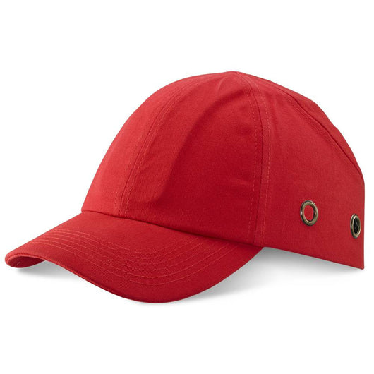B-Brand Safety Baseball Cap Red