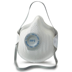 Moldex 2405 Vented Half Mask FFP2 (20 Pack) Respiratory Protection