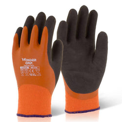 Wonder Grip Thermo Plus Work Safety Gloves