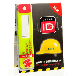 Vital ID Emergency ID Data Window ICE (image 1)