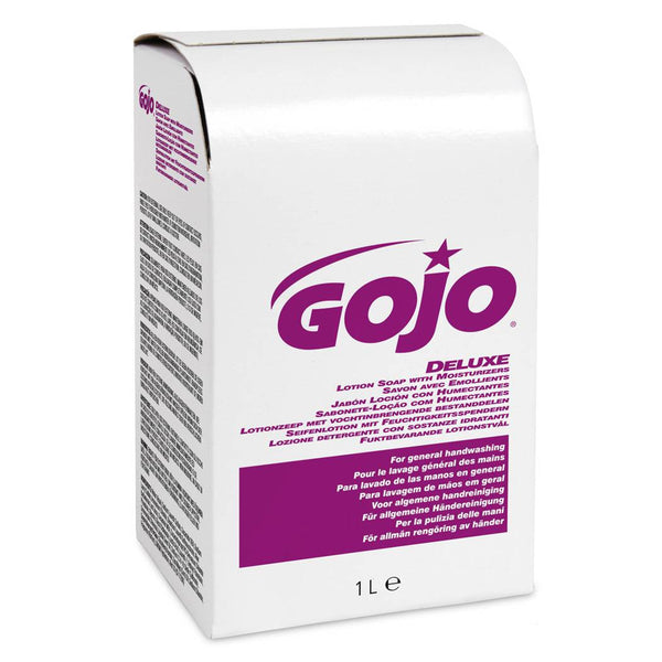 Gojo NXT Deluxe Lotion Soap 1000ml Box