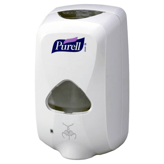 Purell TFX Touch Free Foam Soap Dispenser White