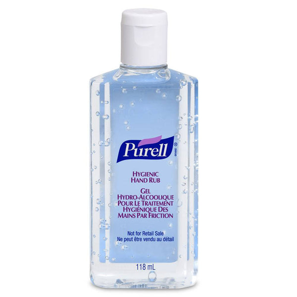 Purell Instant Hand Sanitizer 118ml Bottle