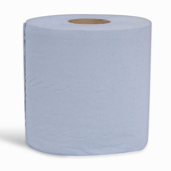 Esfina Centrefeed 2ply Blue Rolls 80 Metres