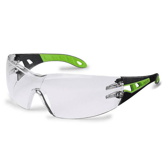 Uvex Pheos Clear Safety Glasses