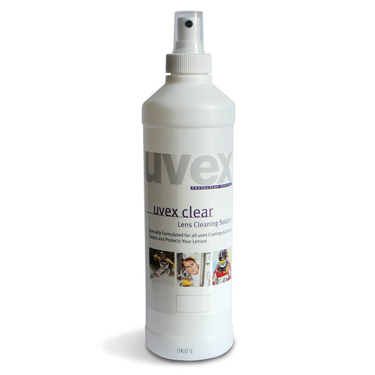 Uvex Lens Cleaning Fluid 16fl.oz Bottle