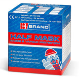 B-Brand Twin Filter Mask Medium Boxed