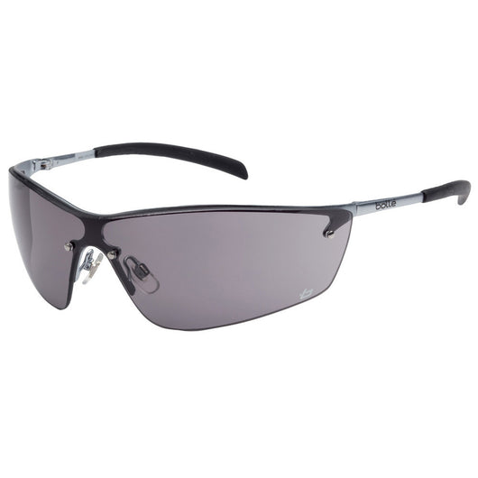 Bolle Silium Smoke Lens Safety Glasses