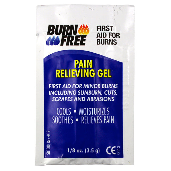 Burnfree Burns Gel Sachet 3.5g (Single)