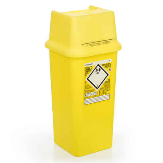 Click Medical Sharps Bin 7 Litre 1